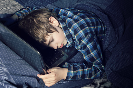 Harmful physical effects of social networking addiction