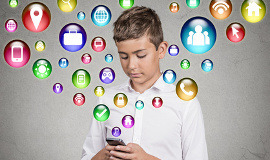Protect your child from social media addiction